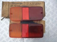 Ford Transit MK1/2/A Series/D Series New Genuine Ford rear light lenses